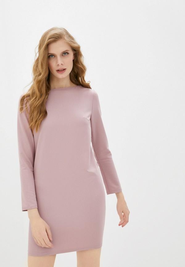 женское повседневные платье fridaymonday, розовое