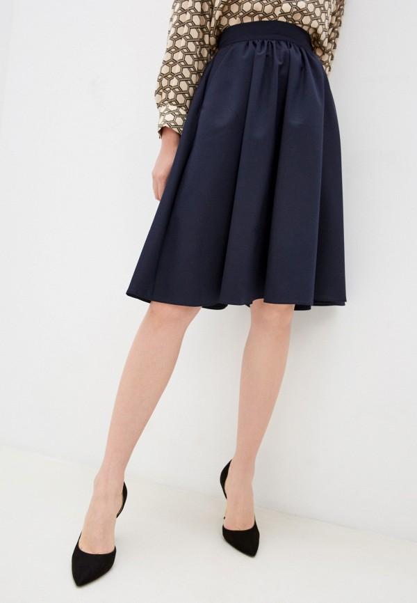 женская юбка fridaymonday, синяя