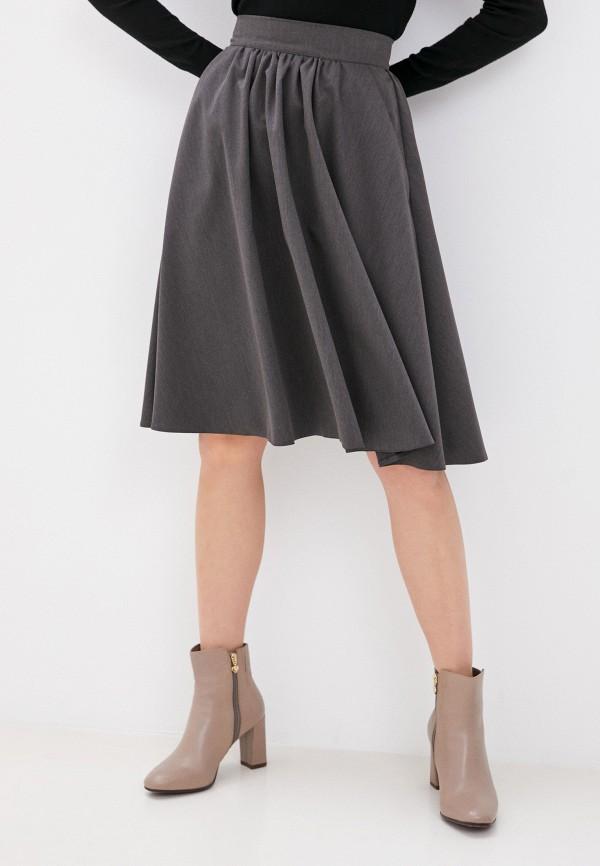 женская юбка fridaymonday, серая