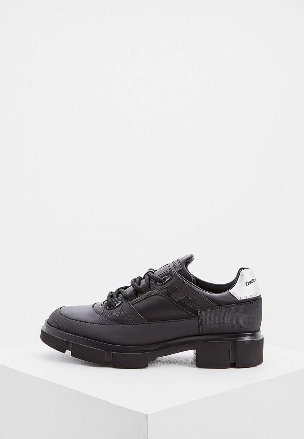 мужские ботинки frankie morello, черные