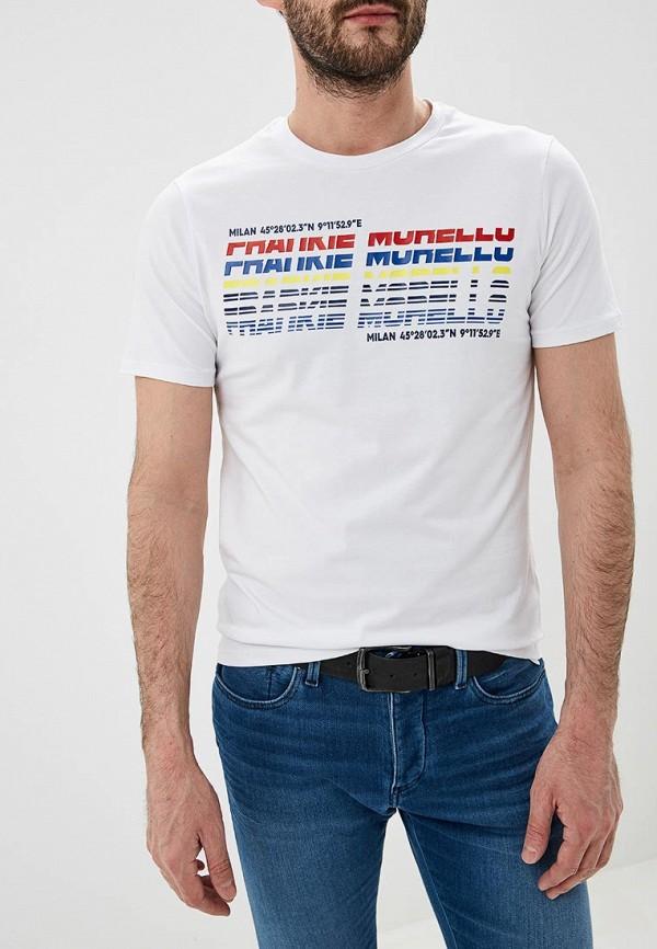 Футболка Frankie Morello Frankie Morello FR458EMEJKW9 frankie garage футболка