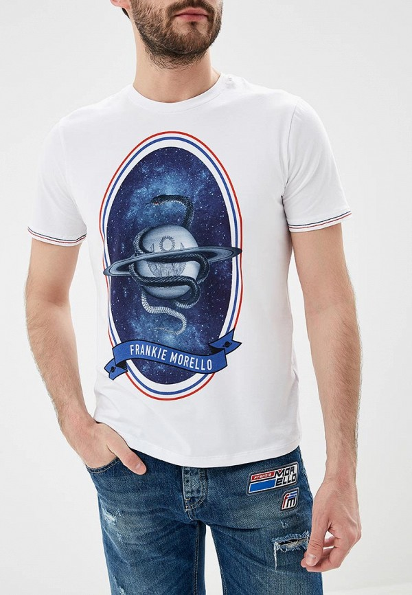 Футболка Frankie Morello Frankie Morello FR458EMEJKX2 frankie garage футболка
