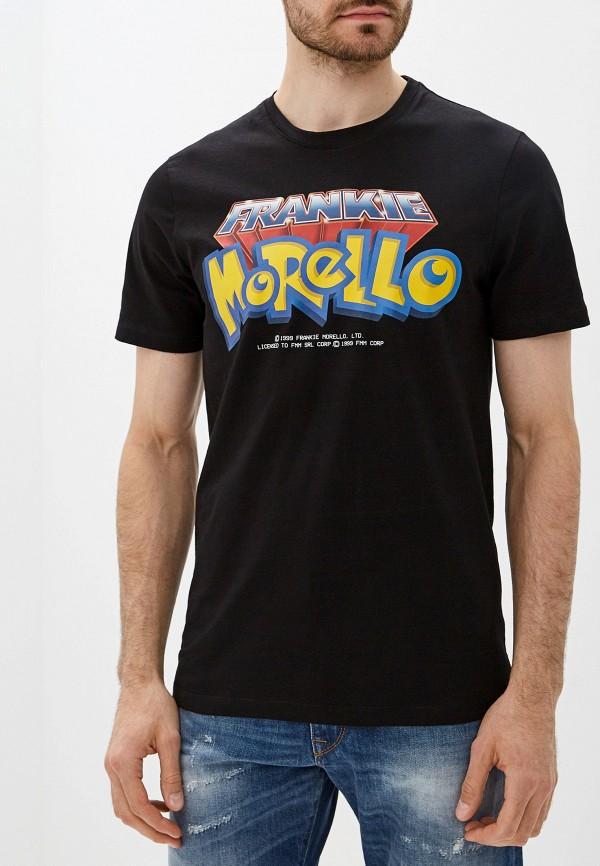 Футболка Frankie Morello Frankie Morello FR458EMGEQE5 frankie garage футболка
