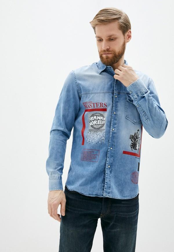 мужская рубашка frankie morello