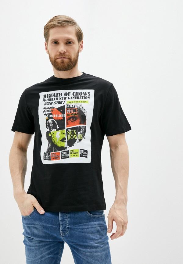 мужская футболка frankie morello