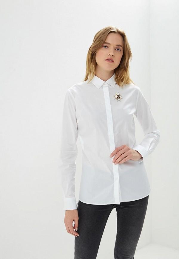 Рубашка Frankie Morello Frankie Morello FR458EWBYXD8 цена 2017