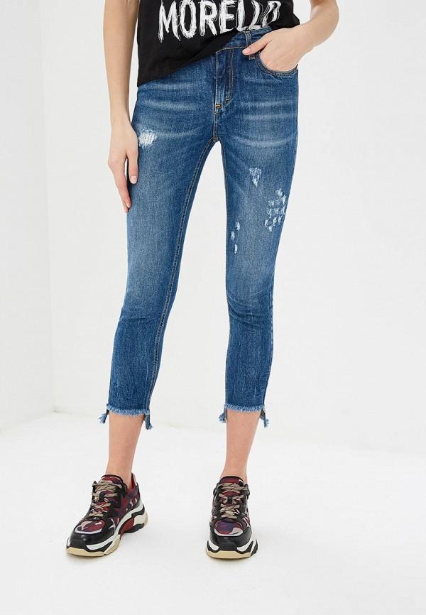 женские джинсы frankie morello, синие