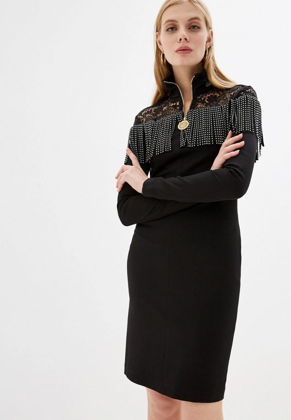 Платье Frankie Morello Frankie Morello FR458EWGEQF8 платье frankie morello голубой