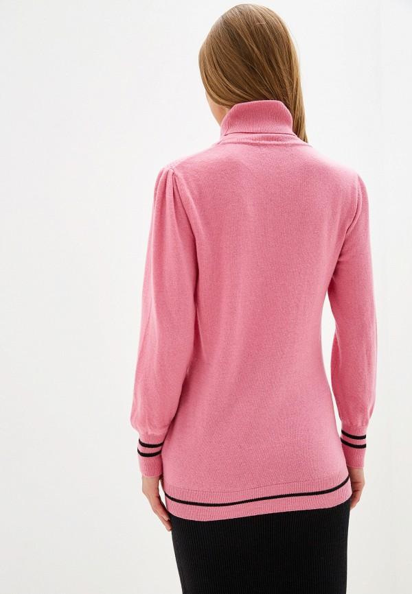 Фото 3 - женскую водолазку Frankie Morello розового цвета