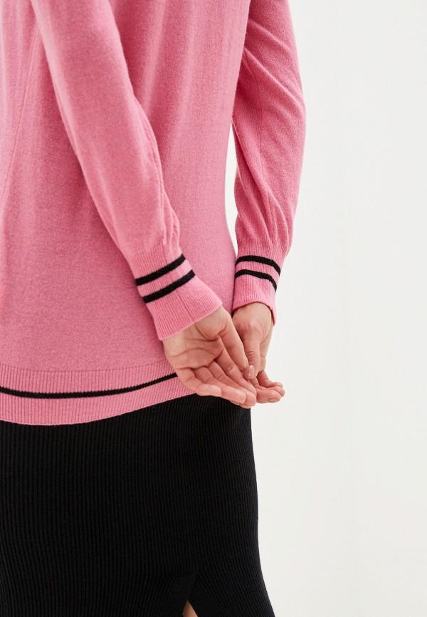 Фото 5 - женскую водолазку Frankie Morello розового цвета