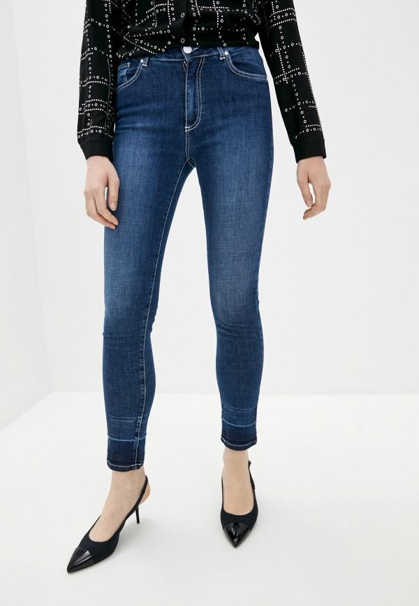 женские брюки frankie morello, черные