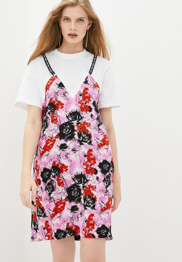 женское платье frankie morello, белое