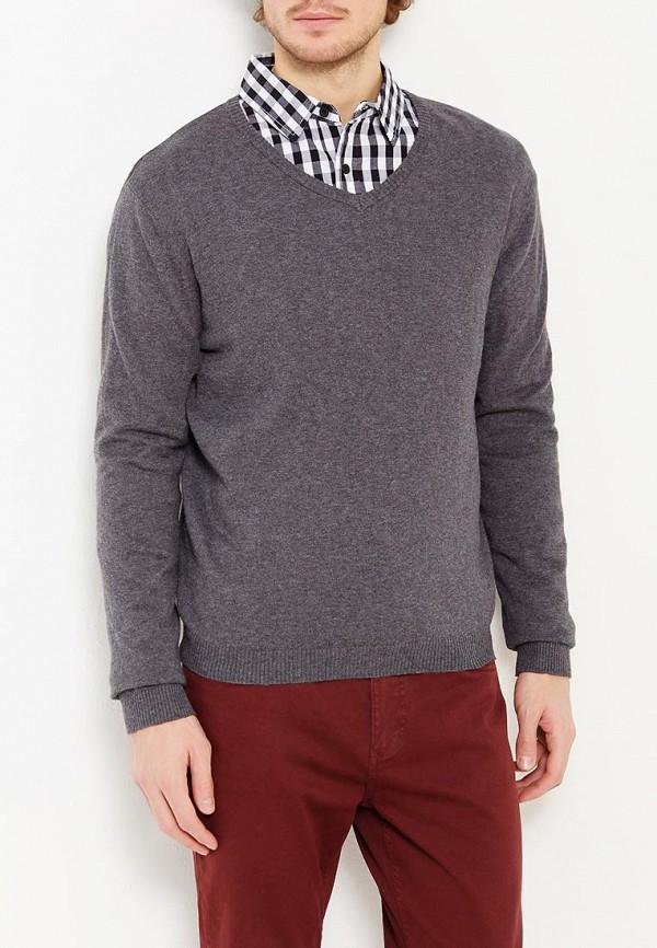 Пуловер Fresh, fr948emvem99, серый, Осень-зима 2017/2018  - купить со скидкой