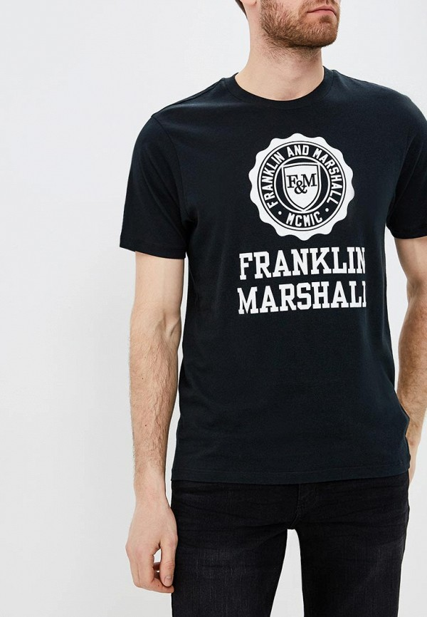 Футболка Franklin & Marshall Franklin & Marshall FR949EMACKC0 цены онлайн