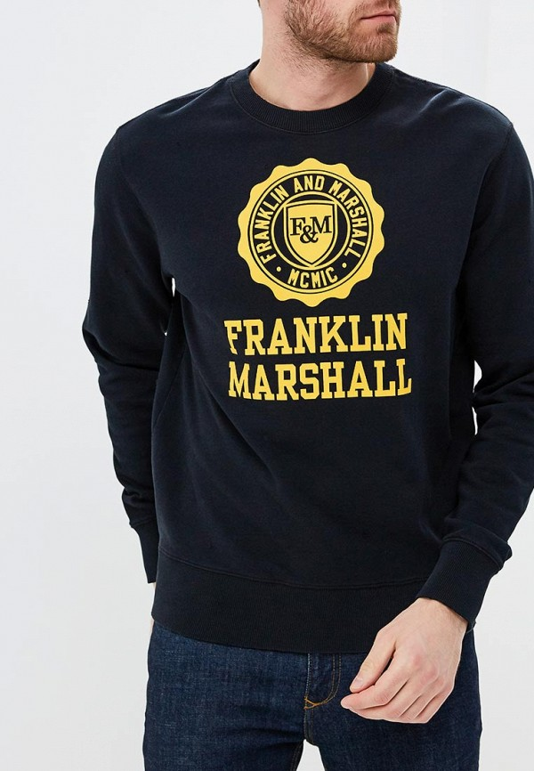 Свитшот Franklin & Marshall Franklin & Marshall FR949EMACKE8 купить недорого в Москве