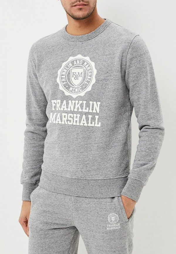 Свитшот Franklin & Marshall Franklin & Marshall FR949EMBWAW7 гитарный кабинет marshall code 412