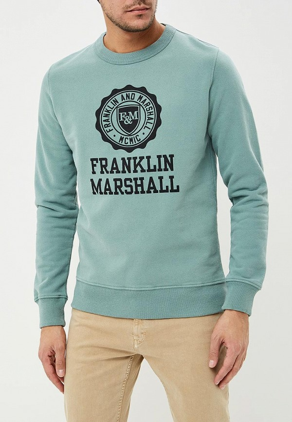 Свитшот Franklin & Marshall Franklin & Marshall FR949EMBWAW9 ветровка franklin