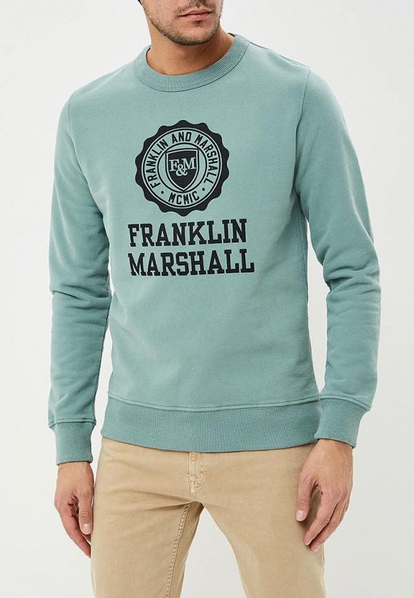 Свитшот Franklin & Marshall Franklin & Marshall FR949EMBWAW9 franklin