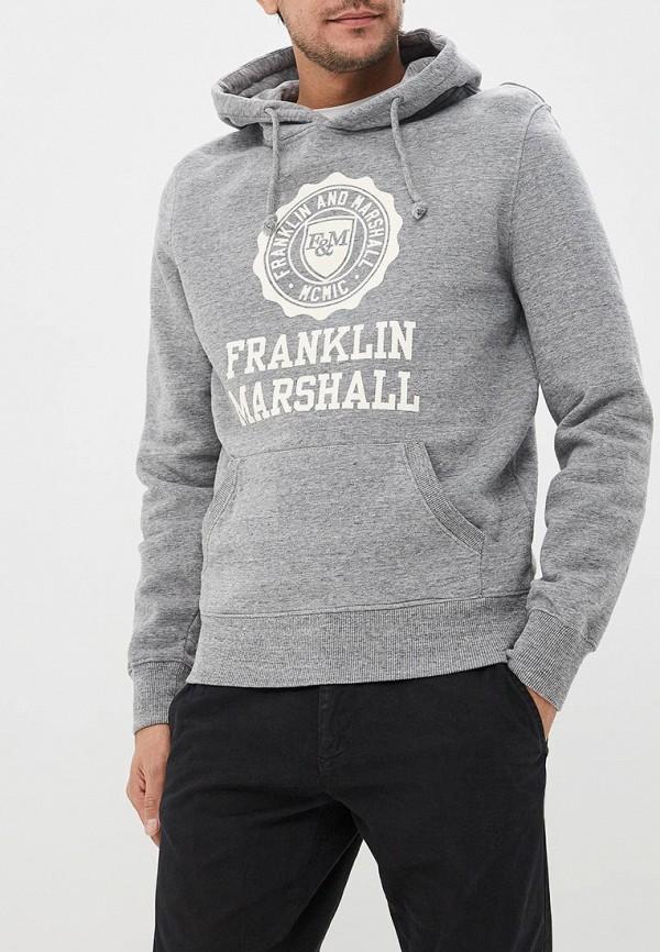 Худи Franklin & Marshall Franklin & Marshall FR949EMBWAX0 цены онлайн