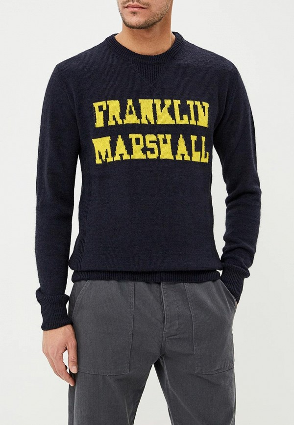 Джемпер Franklin & Marshall Franklin & Marshall FR949EMBWAY8 земля эльзы