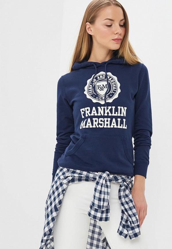 Худи Franklin & Marshall Franklin & Marshall FR949EWAMDA6 худи franklin