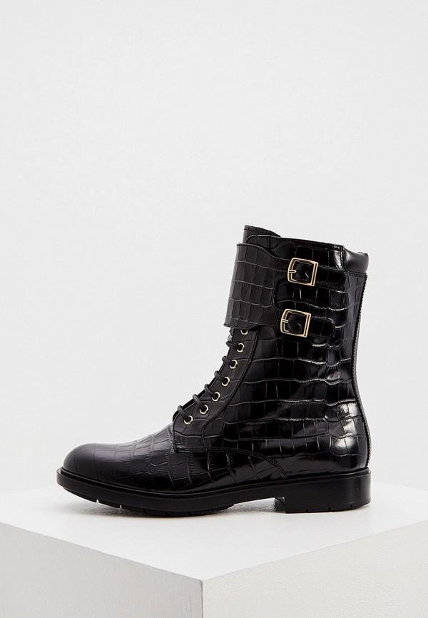 женские ботинки fratelli rossetti one, черные