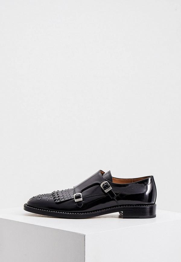 женские ботинки fratelli rossetti, черные