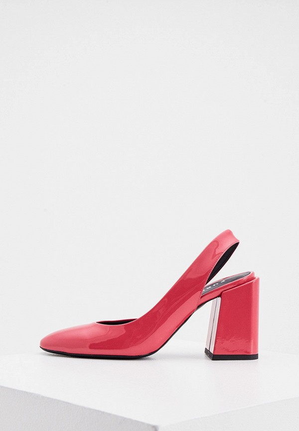 женские туфли furla, розовые