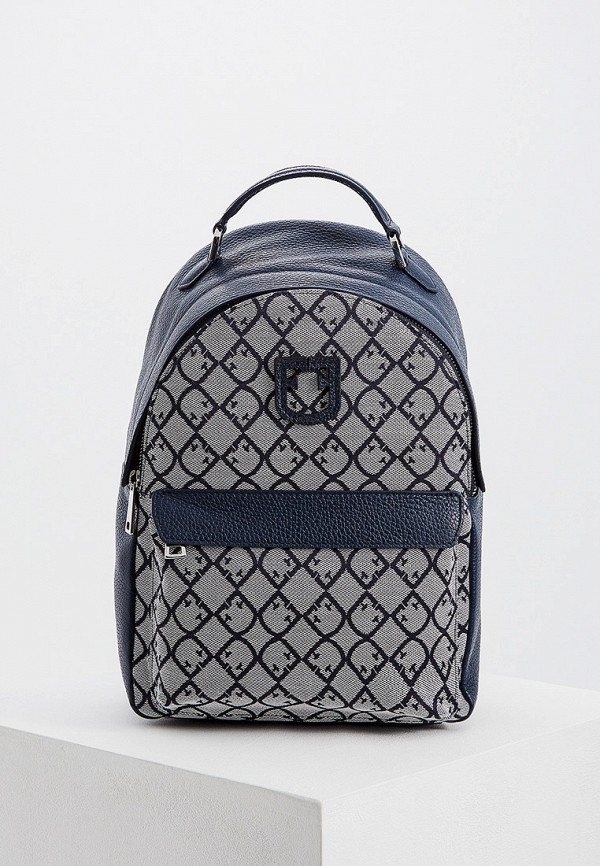 женский рюкзак furla, синий