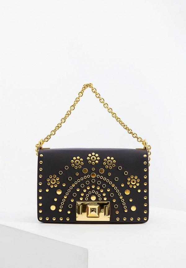 женская сумка furla, черная