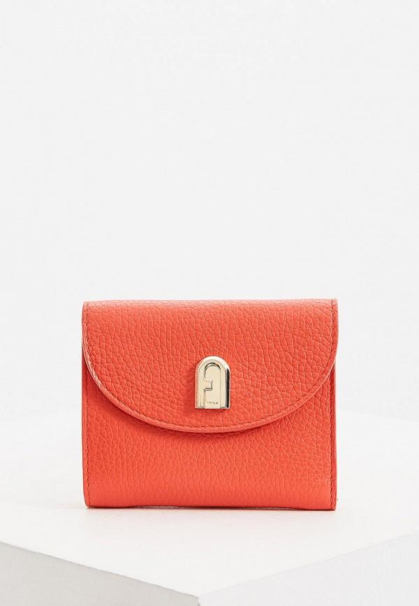 женский кошелёк furla