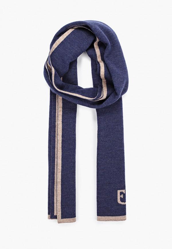женский шарф furla, синий