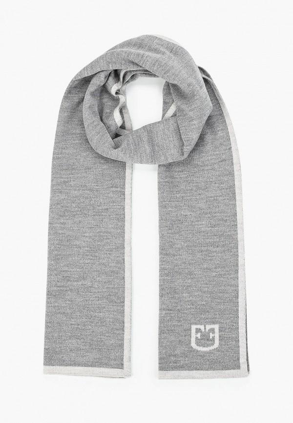 женский шарф furla, серый