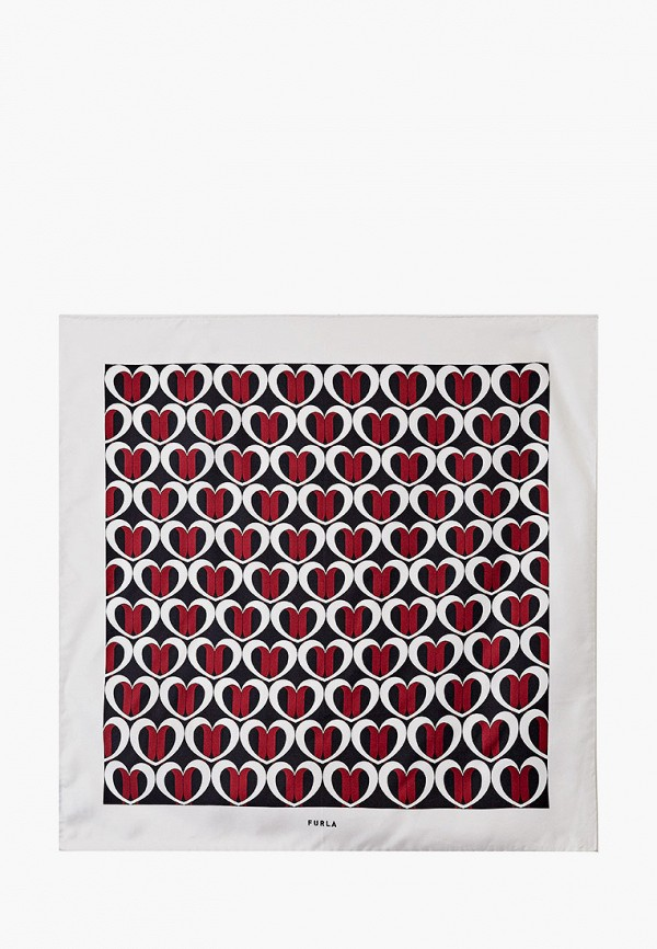 Платок Furla Furla FU003GWHICH1 цена 2017