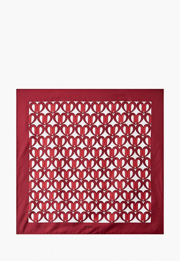 Платок Furla Furla FU003GWHICH3 цена 2017