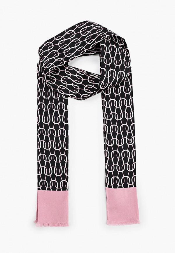 женский шарф furla, черный