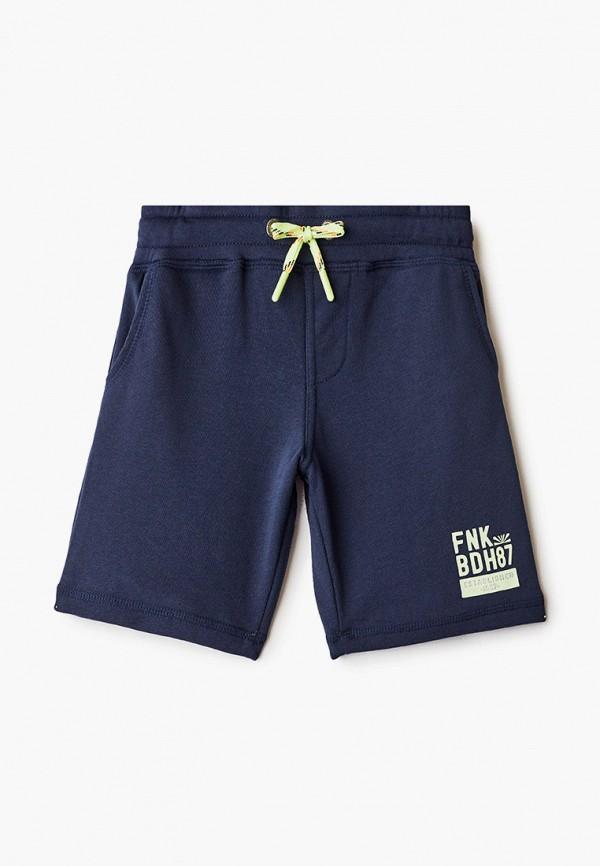 шорты funky buddha для мальчика, синие