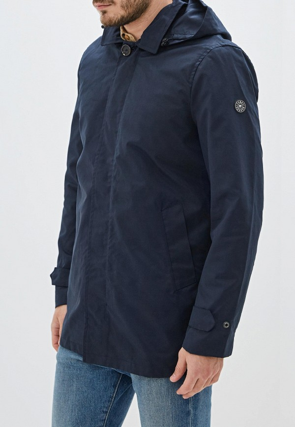 мужская куртка funky buddha, синяя
