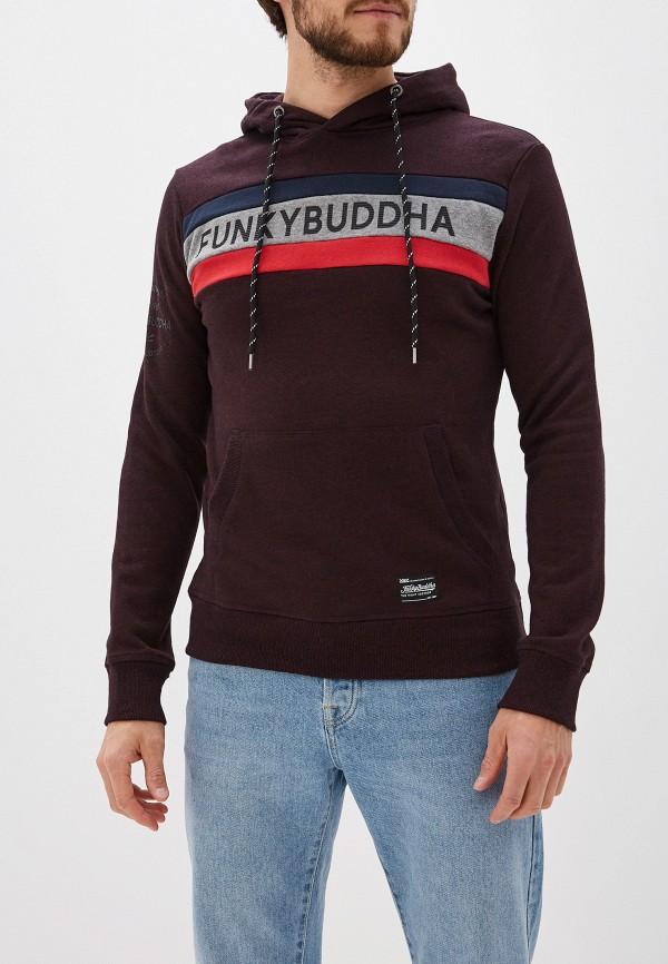 Худи Funky Buddha Funky Buddha FU006EMGTKQ8 цена