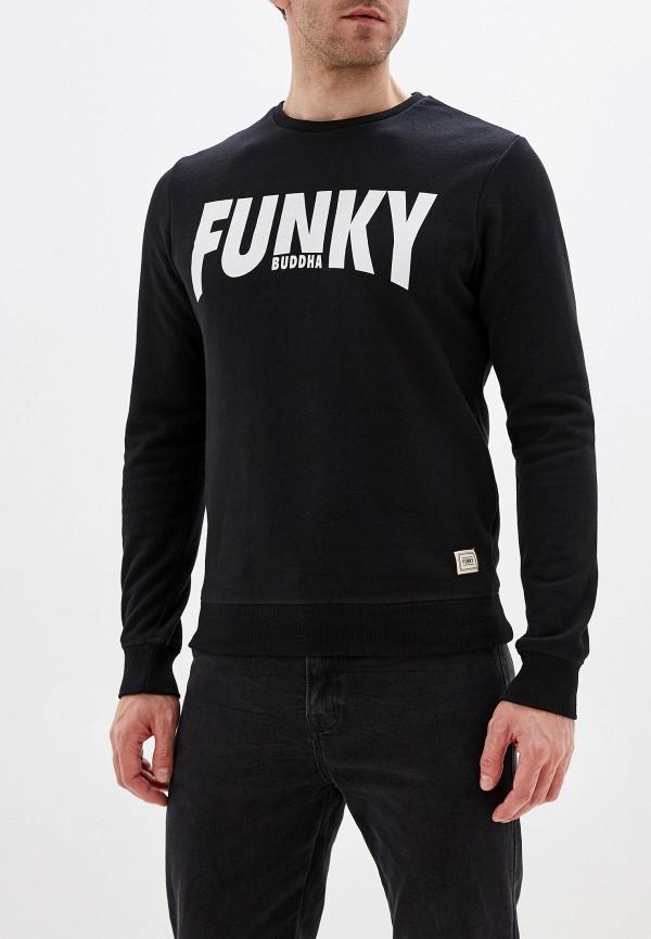 Свитшот Funky Buddha Funky Buddha FU006EMGTKR3 цена