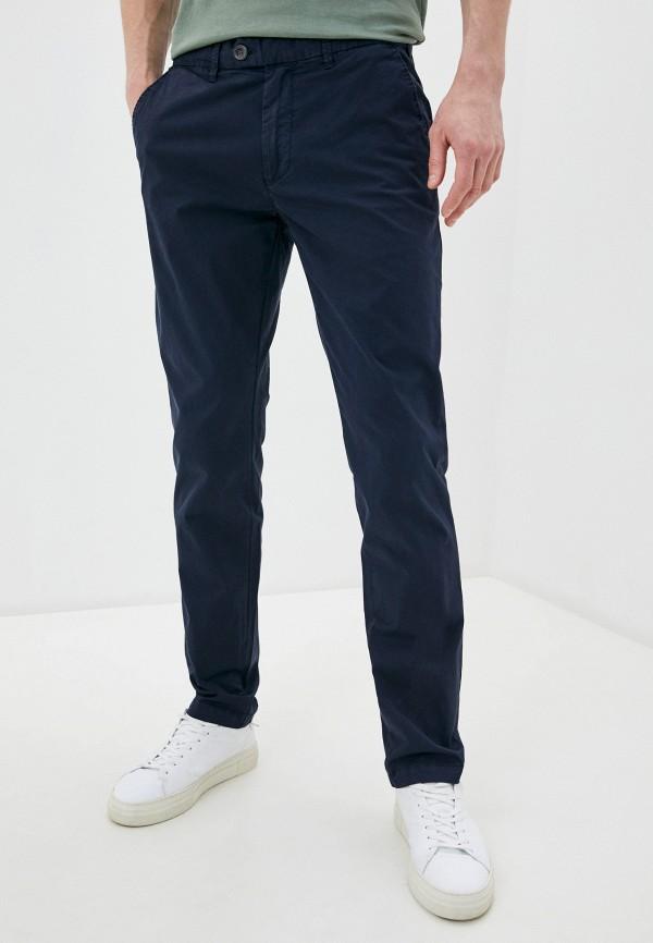 мужские брюки чинос funky buddha, синие