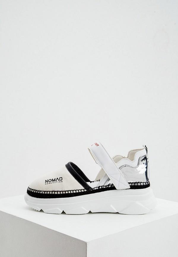 женские туфли f_wd, белые