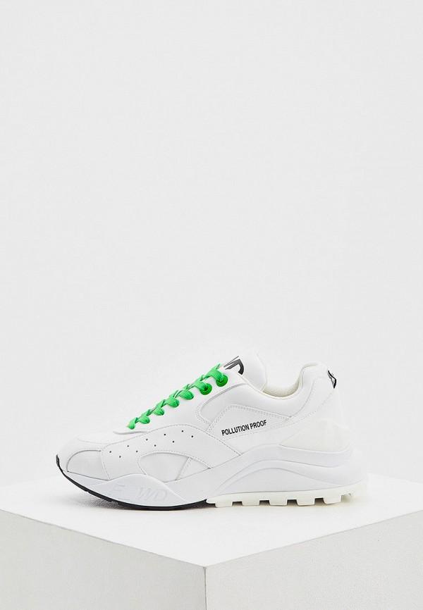 женские кроссовки f_wd, белые