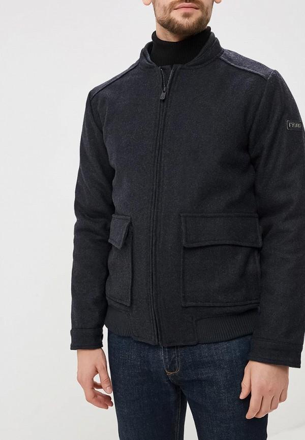 Купить Куртка утепленная Fyord, fy004emchwo6, серый, Осень-зима 2018/2019