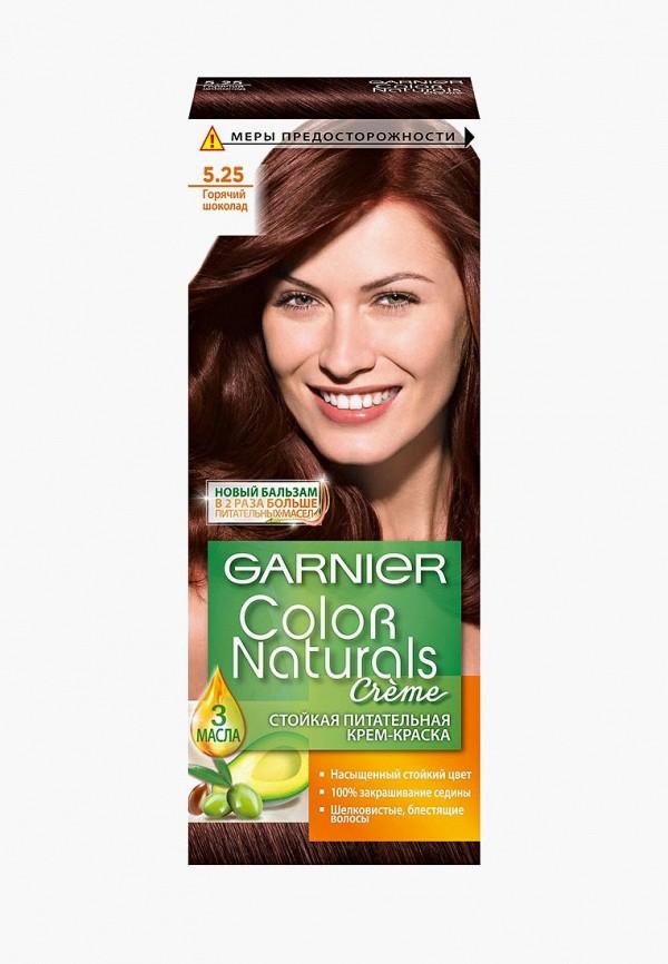 Купить Краска для волос Garnier, Color Naturals, оттенок 5.25, Горячий шоколад, 110 мл, GA002LWIVS52, Весна-лето 2018