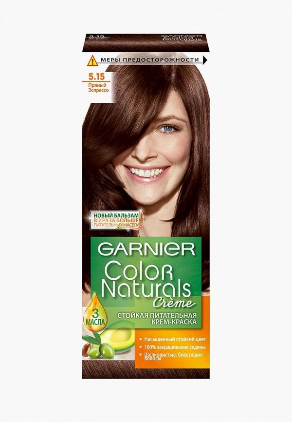 Купить Краска для волос Garnier, Color Naturals, оттенок 5.15, Пряный эспрессо, 110 мл, ga002lwivs59, Весна-лето 2019