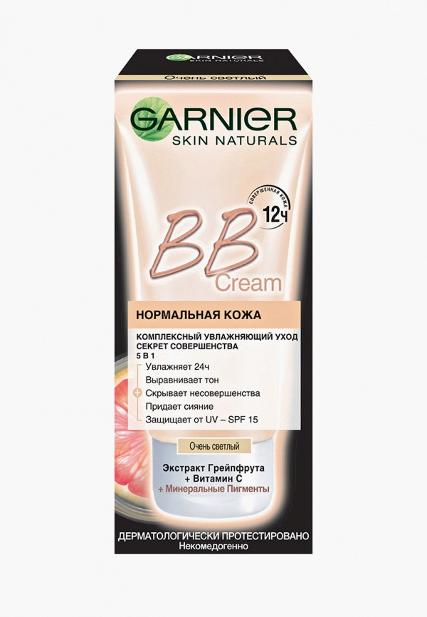 bb крем garnier, бежевый
