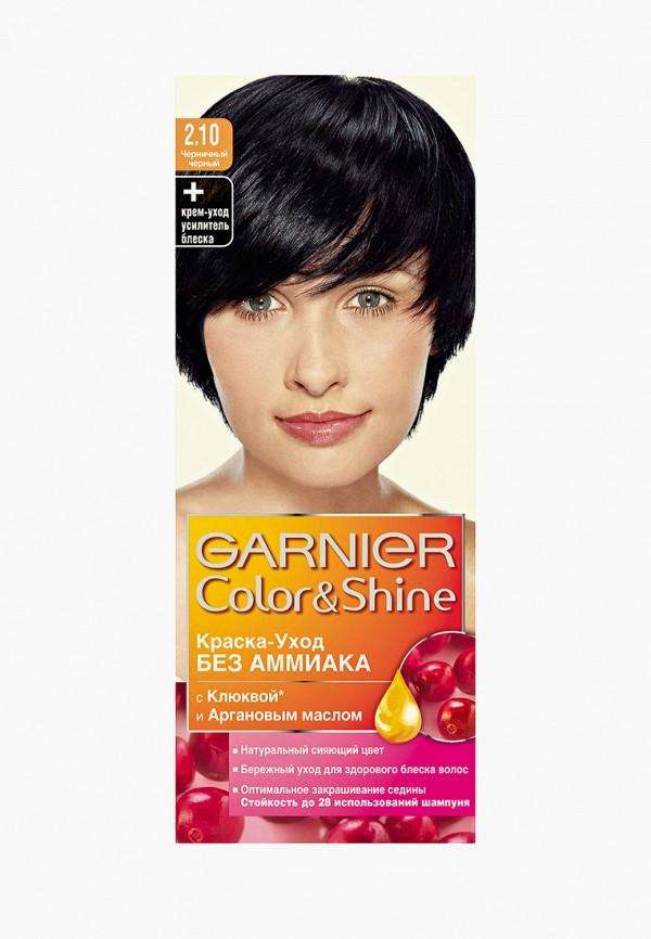 женский краска для волос garnier, черный