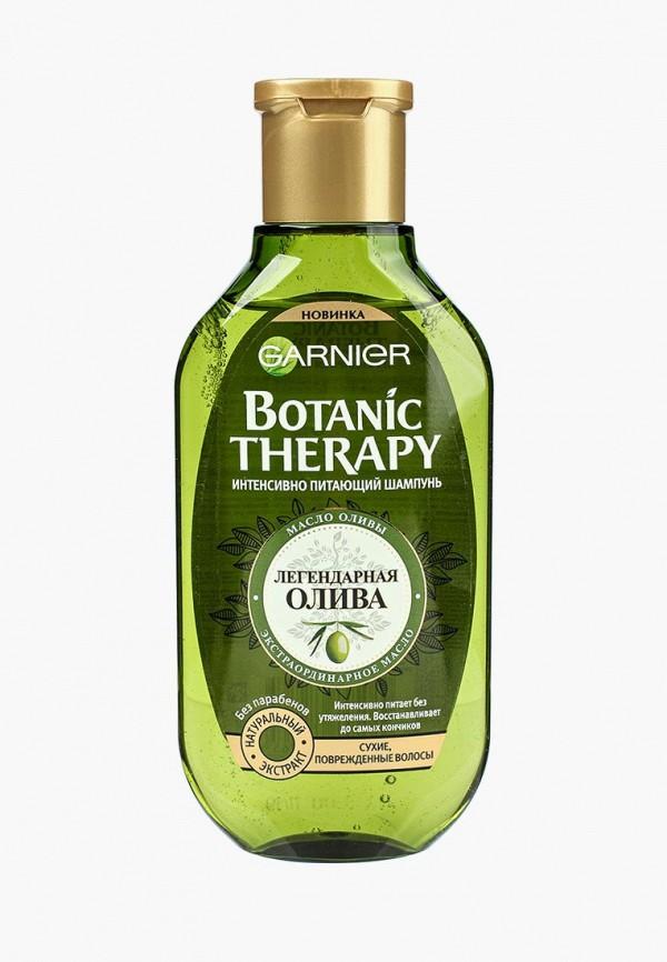 Купить Шампунь Garnier, для волос Botanic Therapy Легендарная олива для сухих, поврежденных волос, 250 мл, ga002lwptk35, прозрачный, Весна-лето 2019