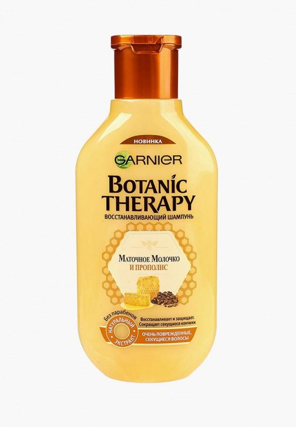 Купить Шампунь Garnier, для волос Botanic Therapy Прополис и маточное молоко для очень поврежденных и секущихся волос, 250 мл, ga002lwptk46, белый, Осень-зима 2018/2019
